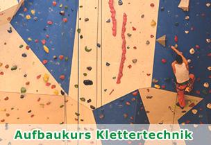 Aufbaukurs-Klettertechnik